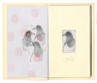 23. Pica Pica (Pamphlet Book), Four for a boy, 2010, Mixed media