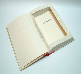 18. The Unwanted, 2010, Reconfigured book